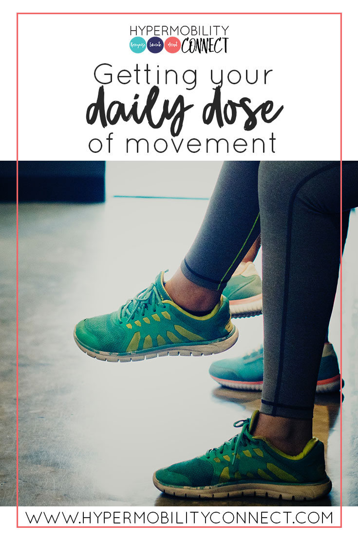 getting your daily dose of movement