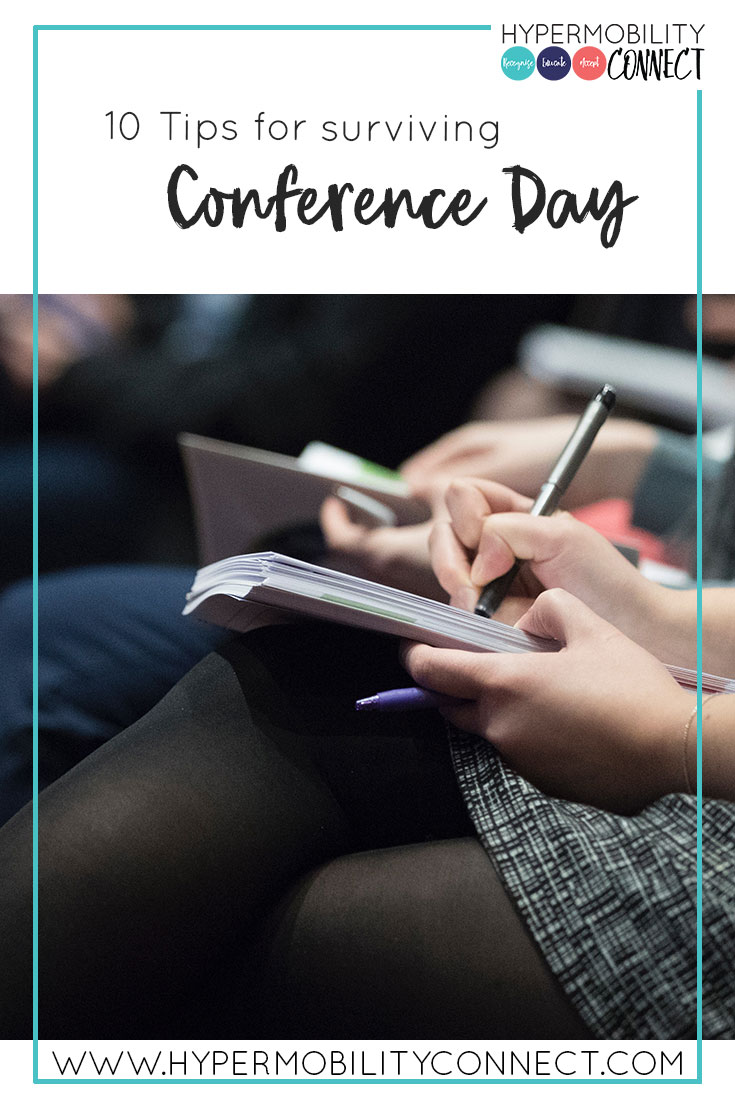 10 tips for surviving conference day